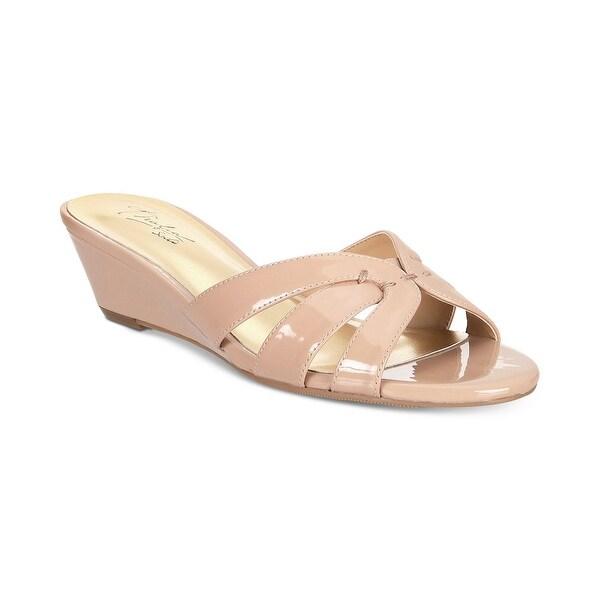 e6e4837d2292 Shop Thalia Sodi Womens Ronie Open Toe Casual Platform Sandals ...