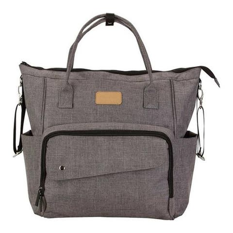 Kalencom Nola Backpack Gray - US One Size (Size None)