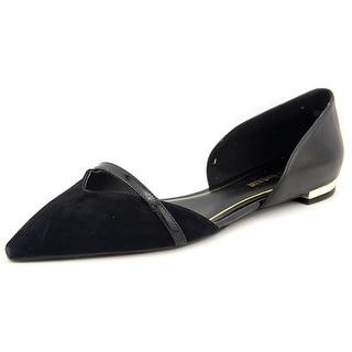 Enzo Angiolini Aila Pointed Toe Leather Flats