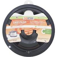 """Range Kleen 8"""" Porc C Style Drip Pan"""
