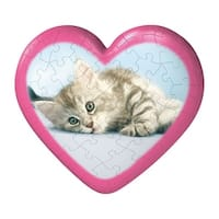 Ravensburger Kitten Puzzleball Heart