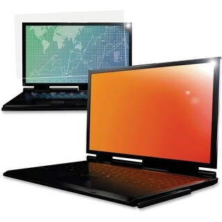 3M Privacy Filter, 19 inch, Widescreen, Gold
