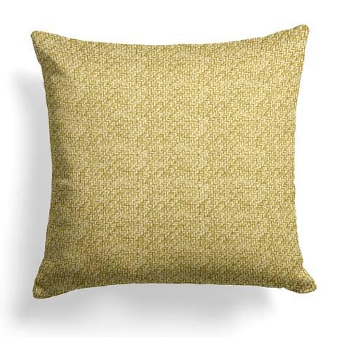 Woven Green Square 18.5 x 18.5 (1 pk)