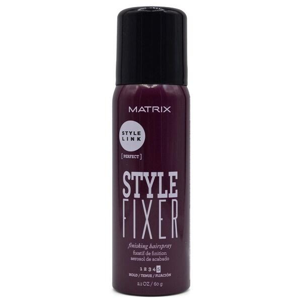 Matrix Style Link Perfect Style Fixer Finishing Hairspray 2.1 Oz