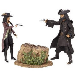 Blackbeard And Angelica Movie Moments by Pirates of the Caribbean
