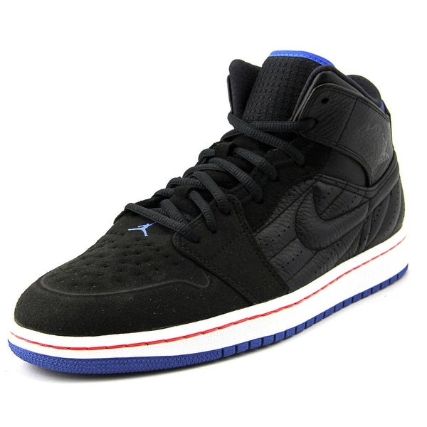 Jordan Jordan 1 Retro '99 Round Toe Leather Basketball Shoe