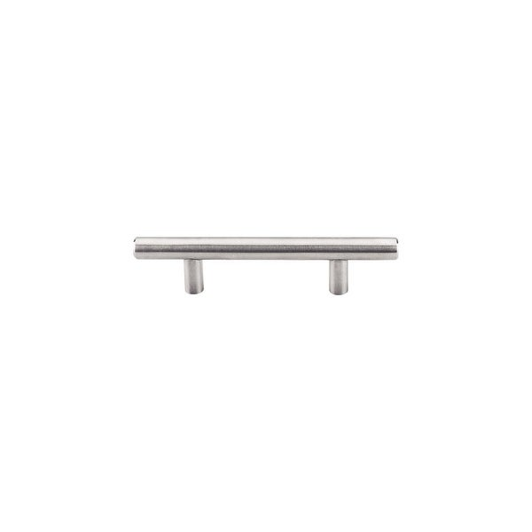 "Top Knobs SSH1 Hollow 3"" Center to Center Bar Cabinet Pull from the Stainless Series - STAINLESS STEEL - n/a"