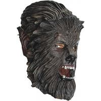 Wolfman Mask Adult Costume Accessory