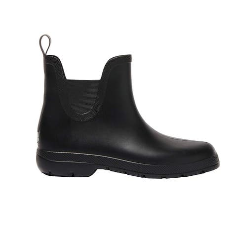 Totes Women's Shoes RB02 Rubber Closed Toe Ankle Fashion Boots