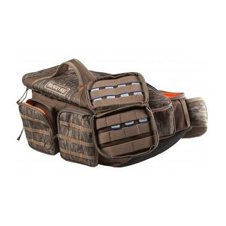 Moultrie MCA-13190 Camera Field Bag with Removable 24-Solt SD Card Case & 3 Exterior Pockets