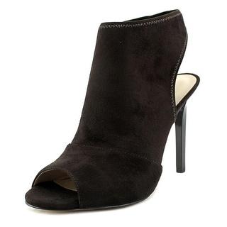 BCBGirls Levona   Open Toe Canvas  Sandals