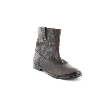 Frye Anna Women's Boots Dark Brown