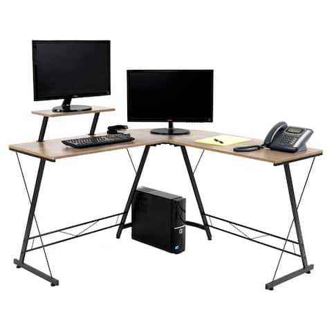 OS Home & Office Workcenter in Sewn Oak