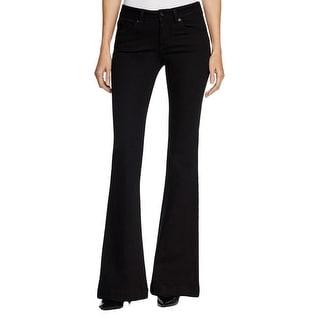 DL1961 Womens Joy Jeans Classic Rise Flare Leg