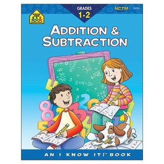 Curriculum Workbook-Addition & Subtraction - Grades 1-2
