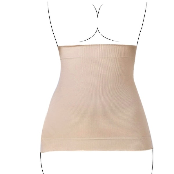 cc7d9d653bb Shop Skin Color Spandex Elastic High Waist Underbust Corset Body Shapewear  for Women - On Sale - Free Shipping On Orders Over  45 - Overstock.com -  17595965