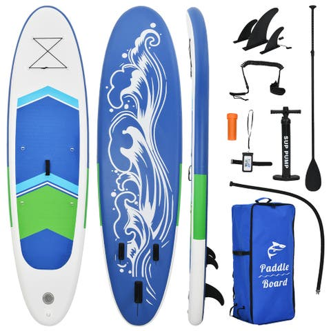 Inflatable Stand Up Paddle Board with Premium Sup Accessories