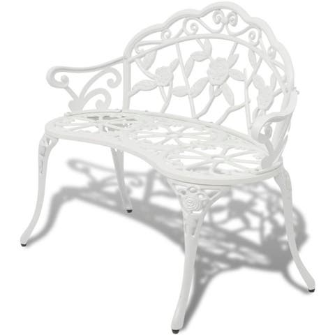 Buy White Outdoor Benches Online At Overstock Our Best