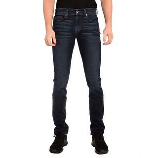 Men's Slim Fit Jeans In Aedan