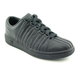K-Swiss Classic Luxury EDTN Round Toe Leather Fashion Sneakers