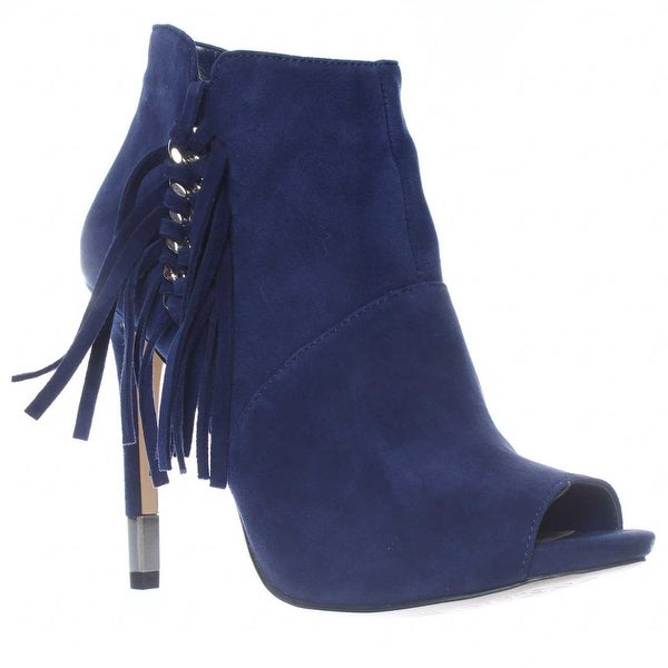 GUESS Aziz Ankle Booties, Dark Blue - 9.5 us