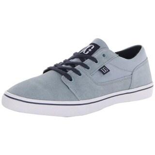 DC Womens Bristol Suede Low Top Skateboarding Shoes - 10 medium (b,m)