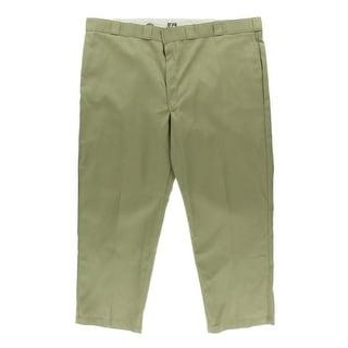 Dickies Mens Twill Original Fit Chino Pants