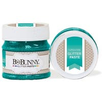Bobunny Double Dot Glitter Paste 50Ml-Turquoise
