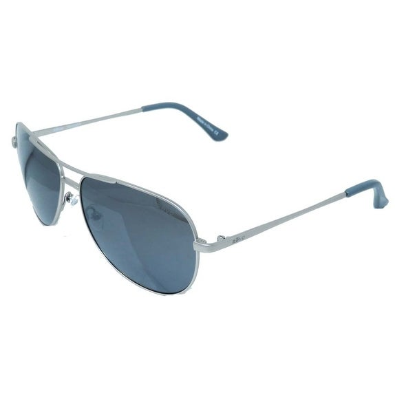 22bdca30406 Shop Revo Eyewear Sunglasses Johnston Satin Silver with Polarized Graphite  Lenses - Free Shipping Today - Overstock.com - 18506104