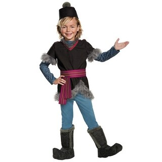 Frozen Kristoff Deluxe Child Costume (3 options available)