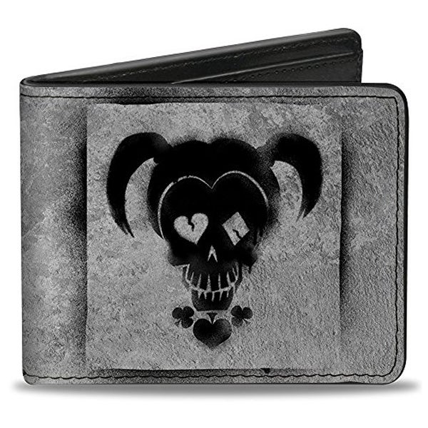 Buckle-Down Bifold Wallet Suicide Squad