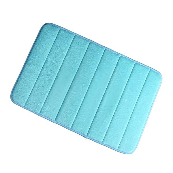 Bathroom Memory Foam Absorbent Non-slip Bath Mat Rug Shower Carpet. Opens flyout.