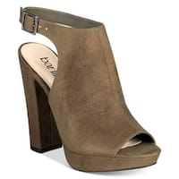 Bar III Womens Nicola Open Toe Casual Ankle Strap Sandals