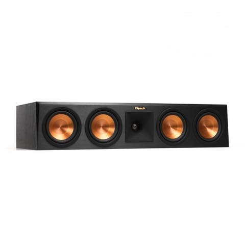 Klipsch RP-450C-E Ebony Center Channel Speaker