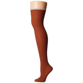 Free People Sable Over-The-Knee Socks - One size