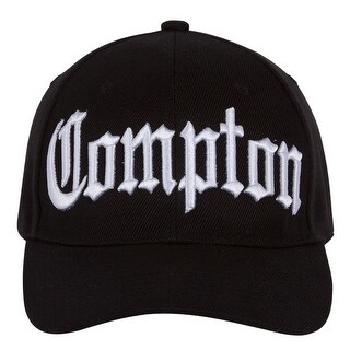 GT Compton Olde English Curved Bill Adjustable