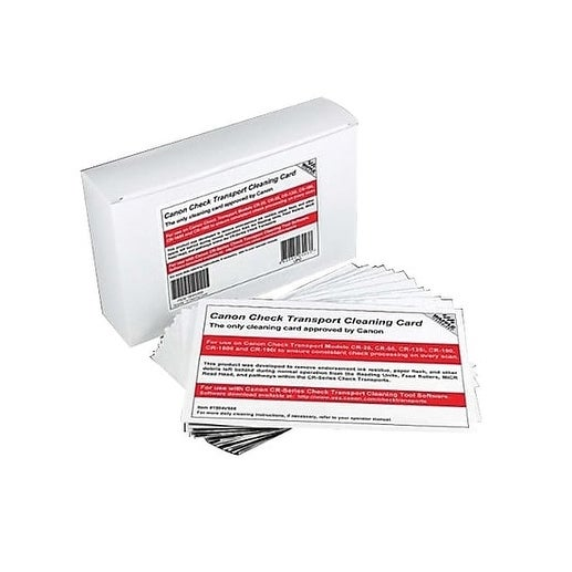 Canon Usa - Cr Cleaning Card (15 Pcs/ Carton)