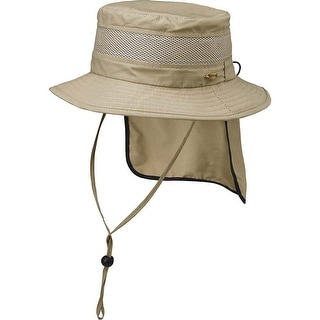 Legendary Whitetails Men's Boundary Water Boonie Hat - Stone