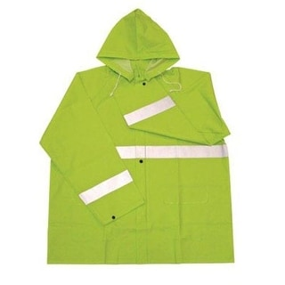 Boss 3PR0350NX Rain Jacket Green Xl, 35 Mil Green
