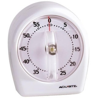 Chaney Instrument White Timer 00957A2 Unit: EACH