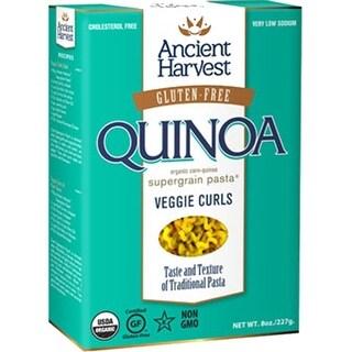 Ancient Harvest - Organic Quinoa Veggie Curls ( 12 - 8 oz boxes)