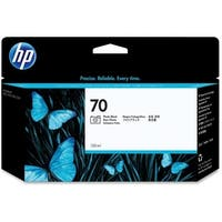 HP 70 130-ml Photo Black DesignJet Ink Cartridge (C9449A) (Single Pack)