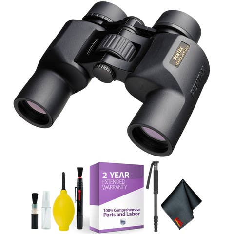 Pentax 10x30 PCF CW Binocular + Cleaning Kit + 2 Year Extended Warranty