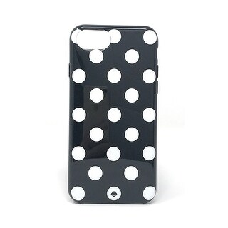 Kate Spade New York Protective Rubber Case for iPhone 7 & iPhone 8 - Large Polka Dots