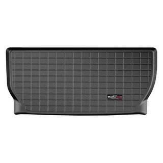 WeatherTech 40632 Series Black Digital Fit Cargo Liner: Buick Enclave 2008-2014