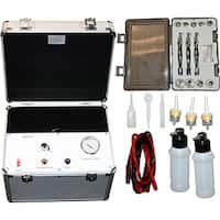 LCL Beauty Portable 3-in-1 Diamond Microdermabrasion Facial Machine