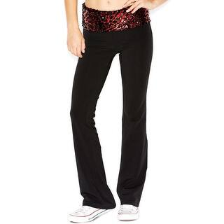 Guess Womens Yoga Pants Fold-Over Sequined https://ak1.ostkcdn.com/images/products/is/images/direct/5cd88292e02b272d565d0dd9051e516d1c781836/Guess-Womens-Yoga-Pants-Fold-Over-Sequined.jpg?impolicy=medium