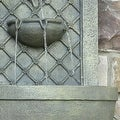 Sunnydaze Rosette Leaf Outdoor Wall Fountain, 31 Inch Tall - Thumbnail 10