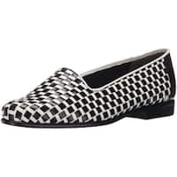 Trotters Womens Liz Closed Toe Loafers
