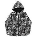Girls Hoodie Jacket Cheetah Print Kids Sweater Pulla Bulla Sizes 2-10 Years - Thumbnail 0